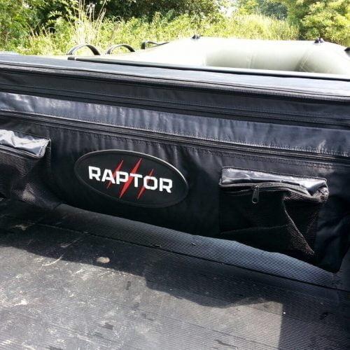 Raptor banktas rubberboot