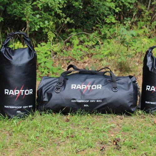 Raptor Dry Bag set