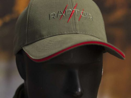 Raptor cap (groen)