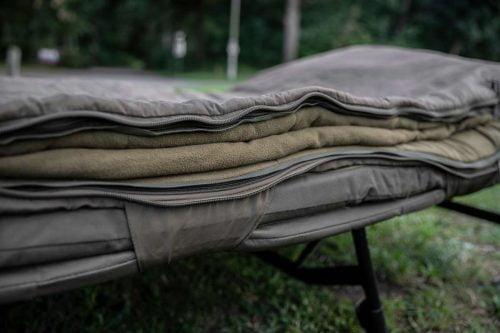 RCG Extreme Sleepzz sleeping bag D10 2019