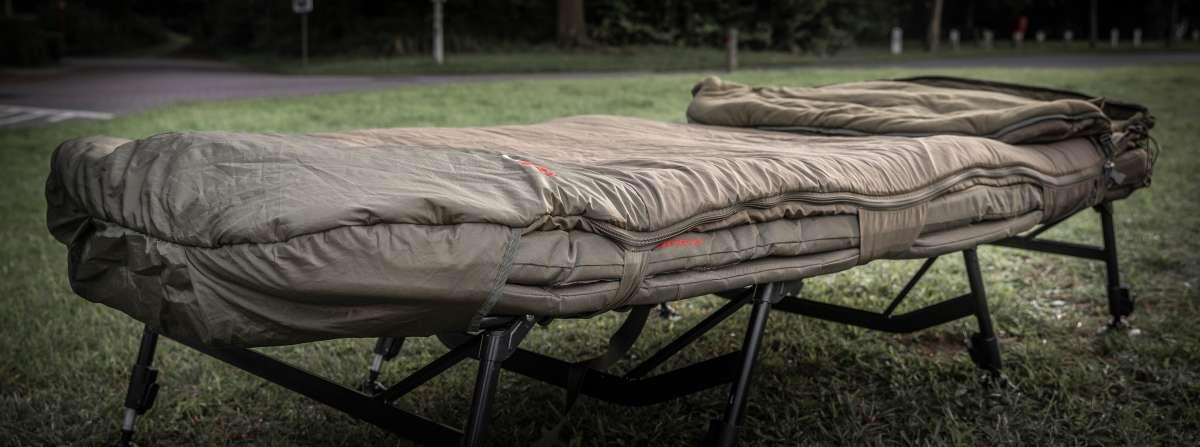 RCG Extreme Sleepzz sleeping bag P1 2019