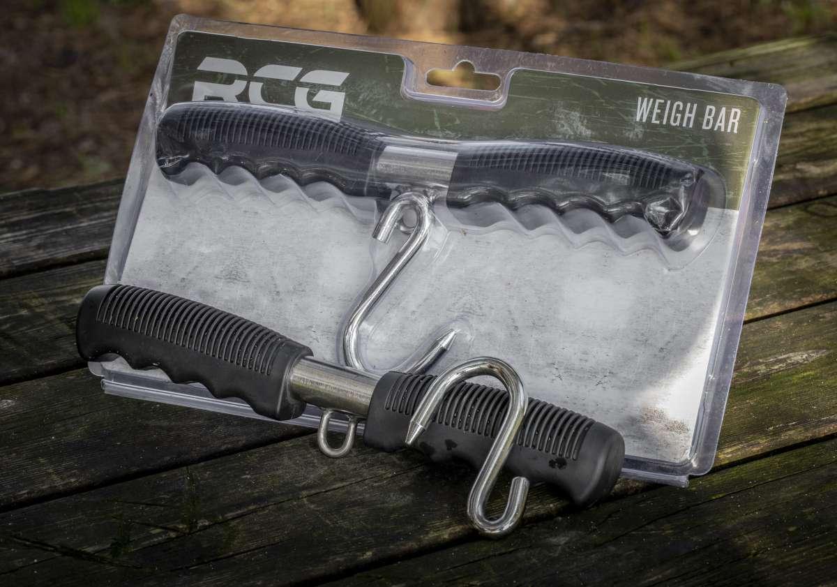 Raptor weeg stang RCG Weigh bar P1