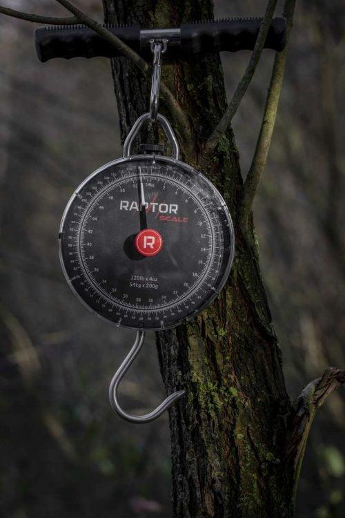 Raptor gewichtsklok Weigh clock P1