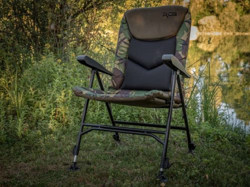 Raptor stoel RCG chair high camou P1