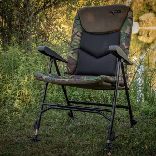 Raptor stoel RCG chair high camou P1