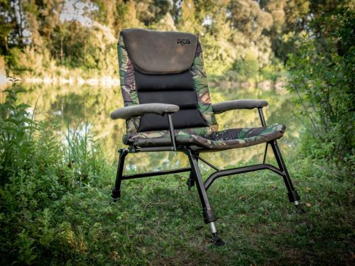 Raptor stoel RCG chair wide camou P1