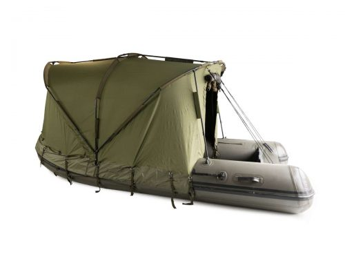 Raptor 400 Xtra Wide with boat tent