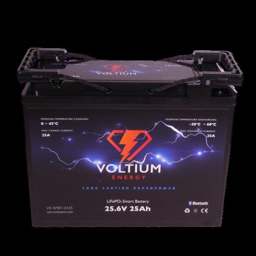 Voltium Energy LiFePO4 Smart battery 256V 25Ah