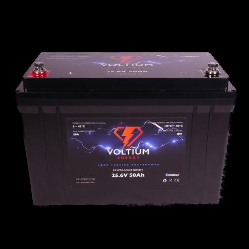 Voltium Energy LiFePO4 Smart battery 256V 50Ah
